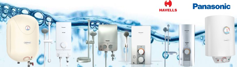 Water Instant Home Shower / Geysers